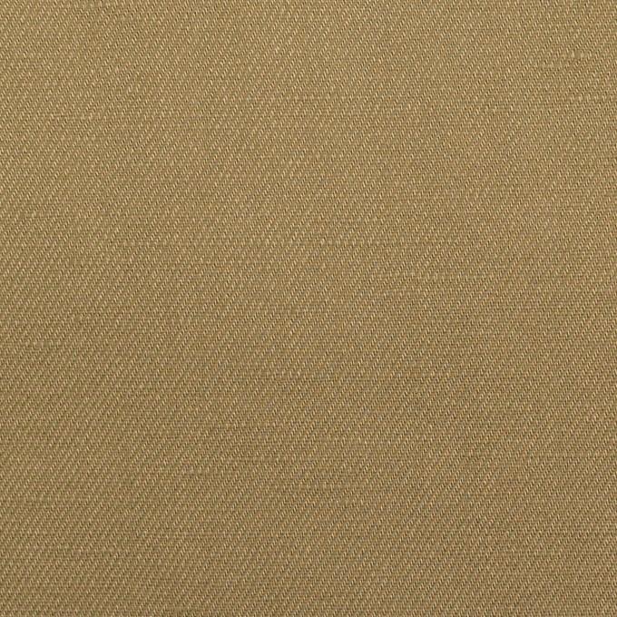 リネン&レーヨン×無地(カーキ)×サージ_全5色 イメージ1