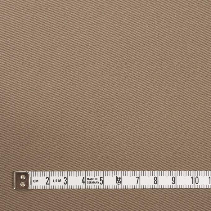 コットン&ポリウレタン×無地(モカブラウン)×チノクロス・ストレッチ_全3色 イメージ4
