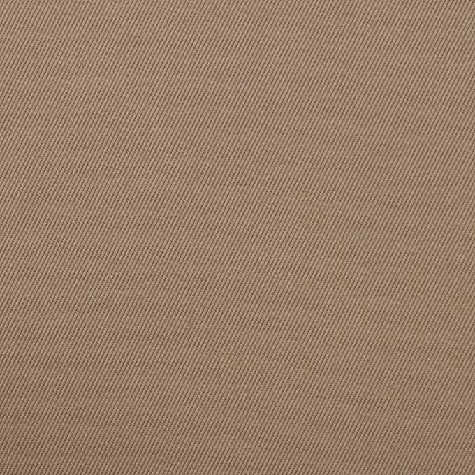 コットン&ポリウレタン×無地(モカブラウン)×チノクロス・ストレッチ_全3色 イメージ1