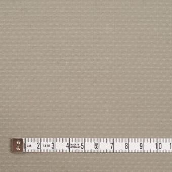 ポリエステル&コットン×クロス(カーキグレー)×シーチング・ドビー_全2色 サムネイル4