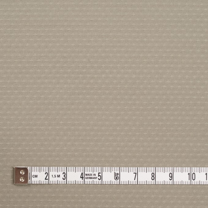 ポリエステル&コットン×クロス(カーキグレー)×シーチング・ドビー_全2色 イメージ4