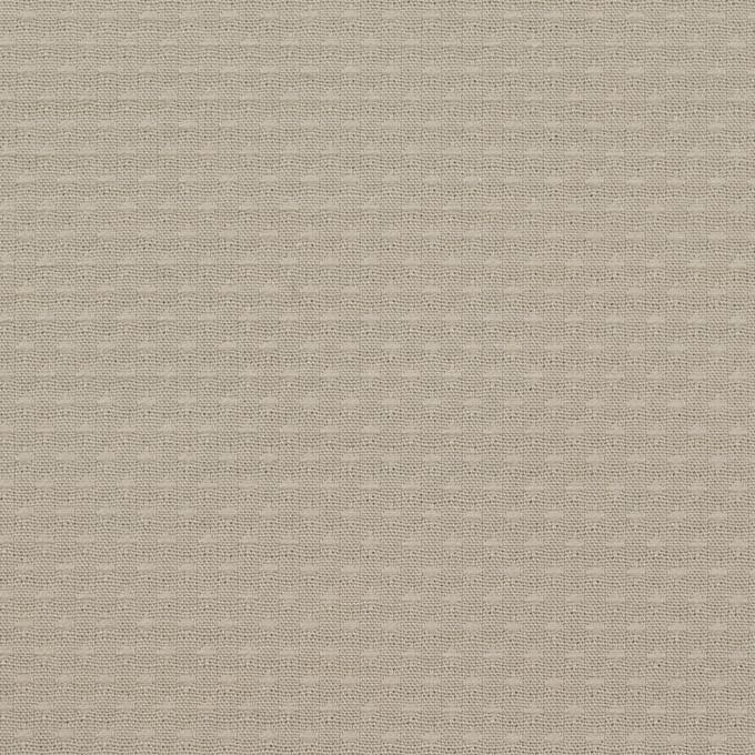 ポリエステル&コットン×クロス(カーキグレー)×シーチング・ドビー_全2色 イメージ1