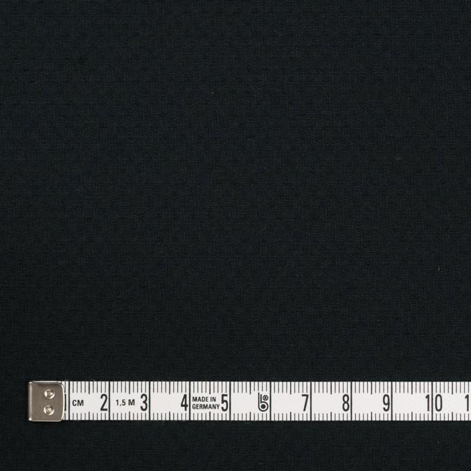 ポリエステル&コットン×クロス(ブラック)×シーチング・ドビー_全2色 イメージ4