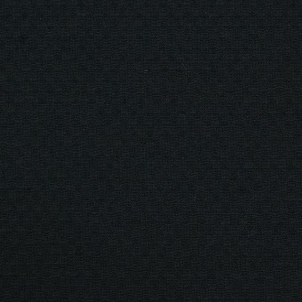 ポリエステル&コットン×クロス(ブラック)×シーチング・ドビー_全2色 サムネイル1