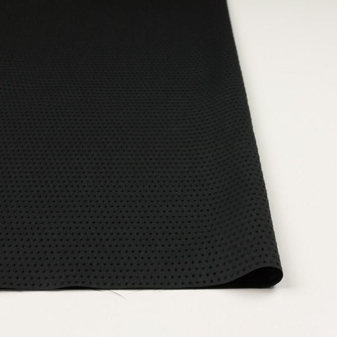 コットン×ドット(ブラック)×ローンドビー イメージ3