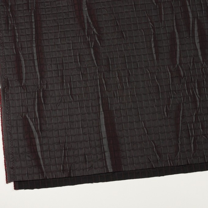 ポリエステル×スクエア(アガット&ブラック)×二重織ワッシャー イメージ2