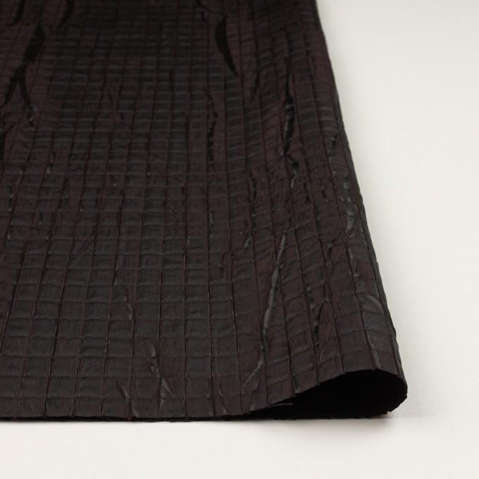 ポリエステル×スクエア(アガット&ブラック)×二重織ワッシャー イメージ3