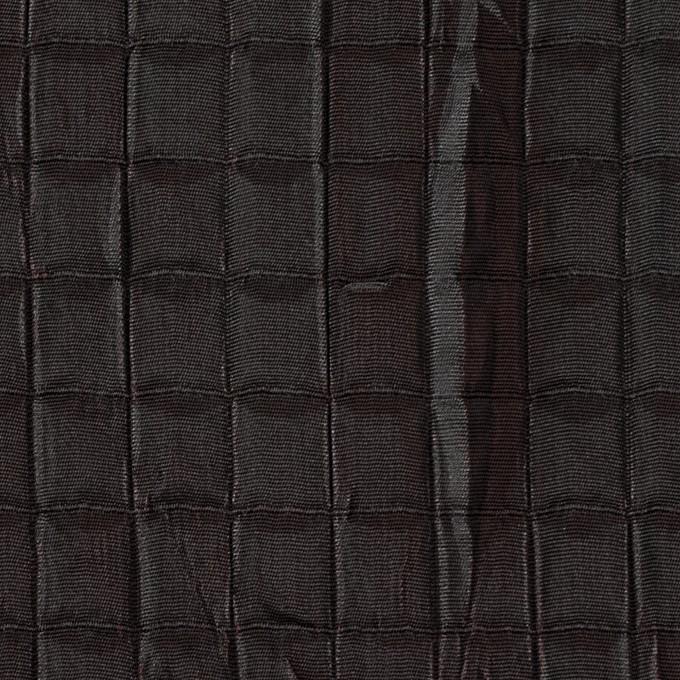 ポリエステル×スクエア(アガット&ブラック)×二重織ワッシャー イメージ1