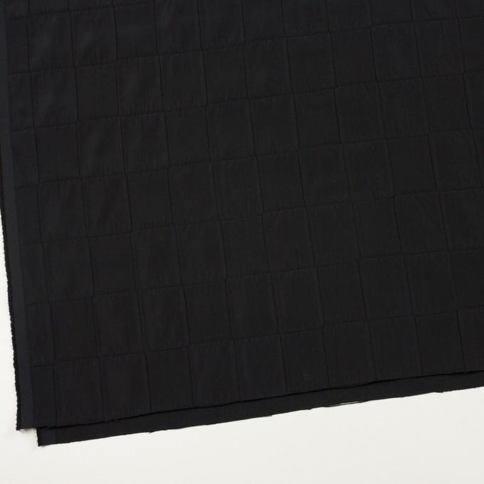 ポリエステル×スクエア(ブラック)×二重織 イメージ2