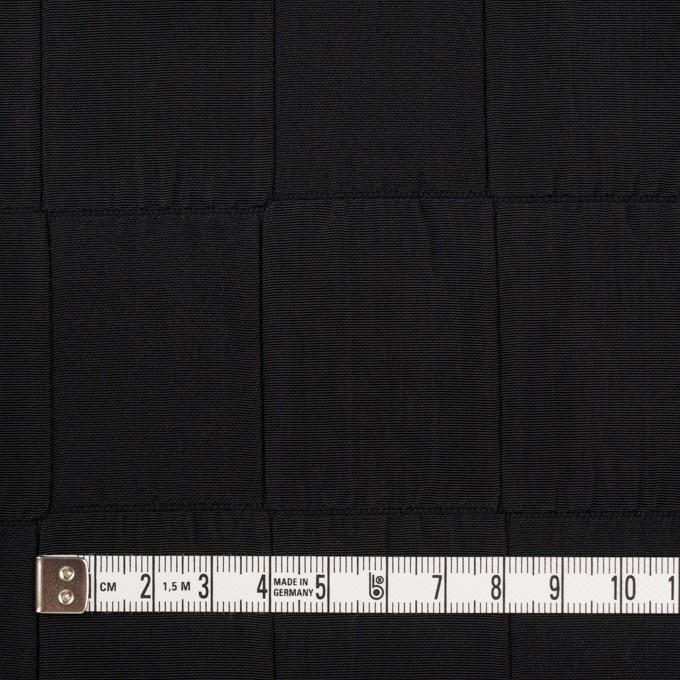 ポリエステル×スクエア(ブラック)×二重織 イメージ4