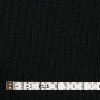 コットン×無地(ブラック)×刺し子 サムネイル4