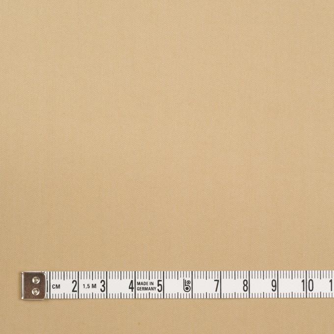コットン&ナイロン混×無地(ベージュ)×ギャバジン_全4色 イメージ4