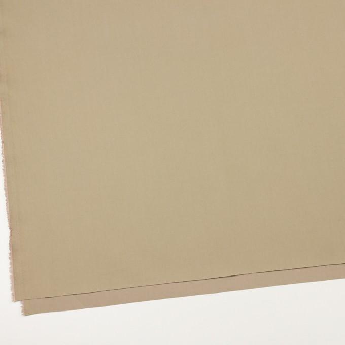 コットン&ナイロン混×無地(カーキ)×ギャバジン_全4色 イメージ2