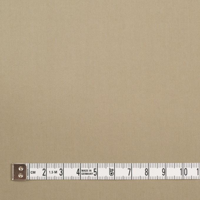 コットン&ナイロン混×無地(カーキ)×ギャバジン_全4色 イメージ4