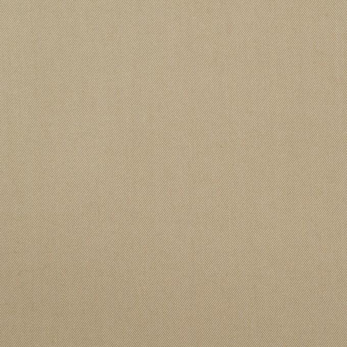 コットン&ナイロン混×無地(カーキ)×ギャバジン_全4色 イメージ1