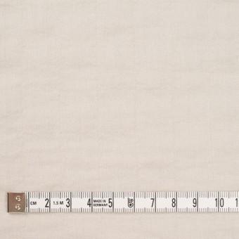 コットン&ポリウレタン×無地(アイボリー)×ヘリンボーン・シャーリング_全2色 サムネイル4