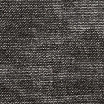 コットン×迷彩(チャコールグレー)×ビエラ