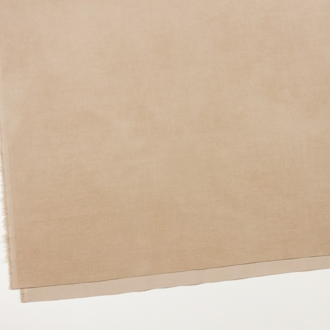 コットン&ポリウレタン×無地(ベージュ)×細コーデュロイ・ストレッチ_全5色 イメージ2