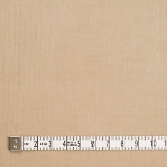 コットン&ポリウレタン×無地(ベージュ)×細コーデュロイ・ストレッチ_全5色 サムネイル4