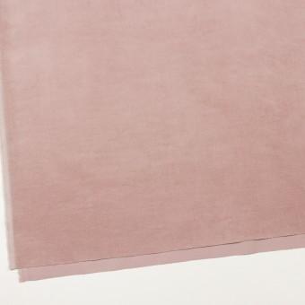コットン&ポリウレタン×無地(グレイッシュピンク)×細コーデュロイ・ストレッチ_全5色 サムネイル2