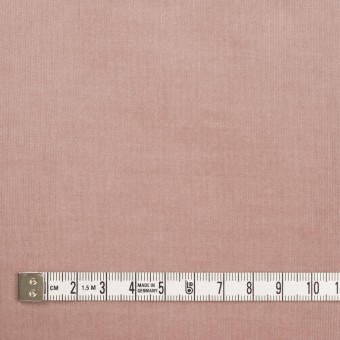 コットン&ポリウレタン×無地(グレイッシュピンク)×細コーデュロイ・ストレッチ_全5色 サムネイル4