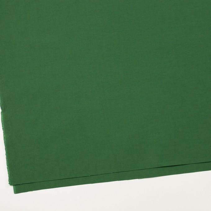ナイロン&コットン×無地(グリーン)×タッサーポプリン_全2色 イメージ2