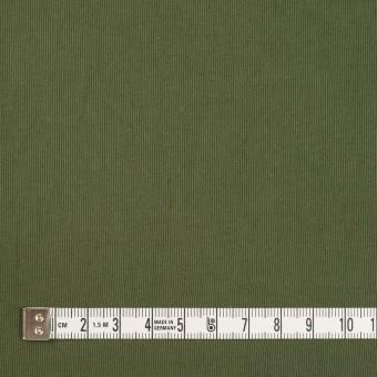 コットン×無地(カーキグリーン)×コードレーン・ワッシャー_全3色 サムネイル4