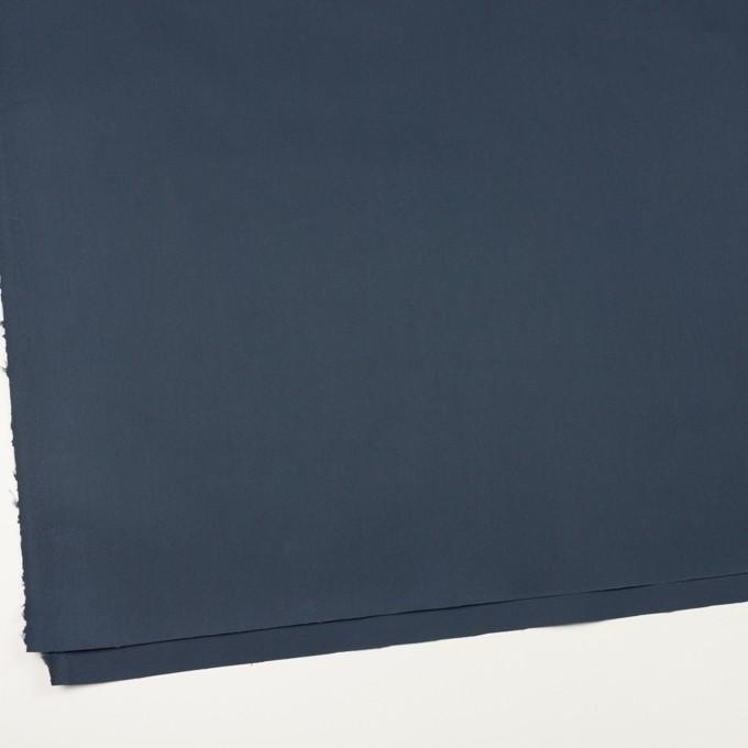 コットン×無地(アッシュネイビー)×ギャバジン(パラフィン加工)_全3色 イメージ2