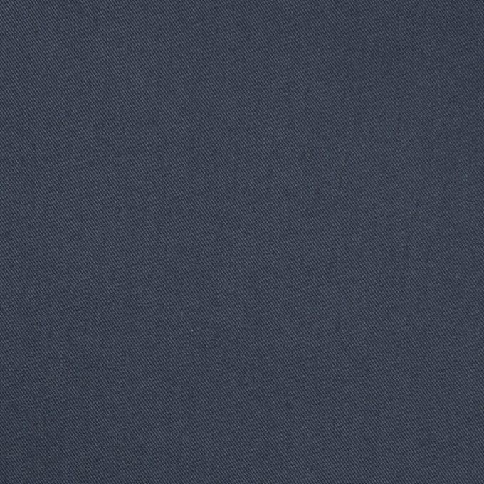 コットン×無地(アッシュネイビー)×ギャバジン(パラフィン加工)_全3色 イメージ1