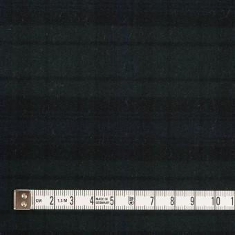 コットン&ポリエステル×チェック(ブラックウォッチ)×ビエラ サムネイル4