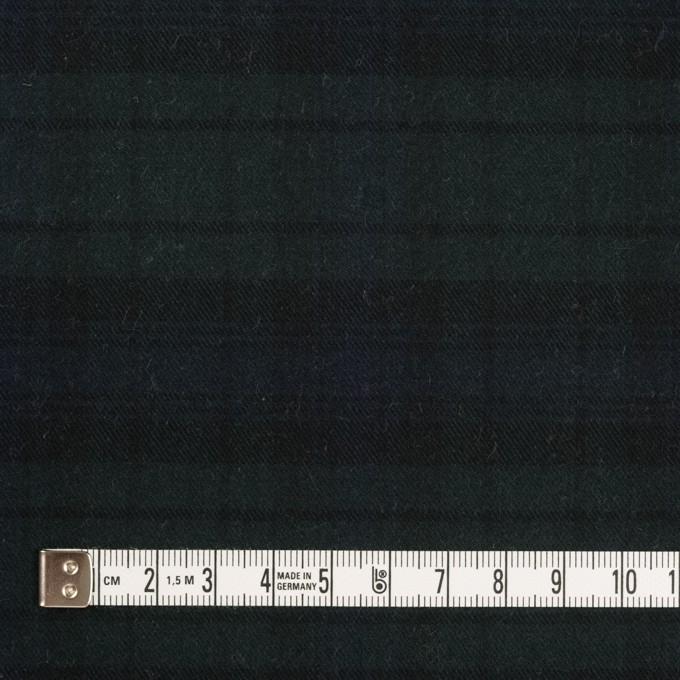 コットン&ポリエステル×チェック(ブラックウォッチ)×ビエラ イメージ4