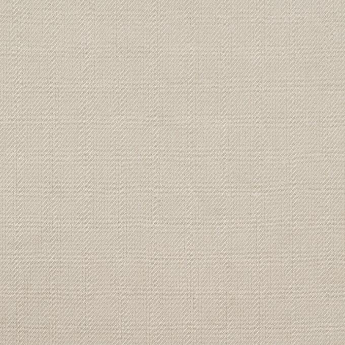 コットン×無地(グレイッシュベージュ)×二重織_全2色 イメージ1