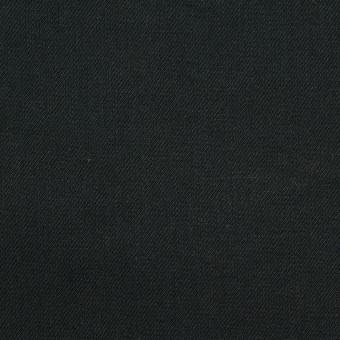 コットン×無地(ブラック)×二重織_全2色 サムネイル1