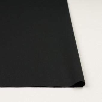コットン&ポリウレタン×無地(ブラック)×サージストレッチ_全3色_イタリア製 サムネイル3