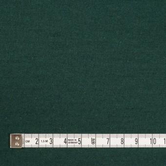 ウール×無地(モスグリーン)×圧縮天竺ニット サムネイル4