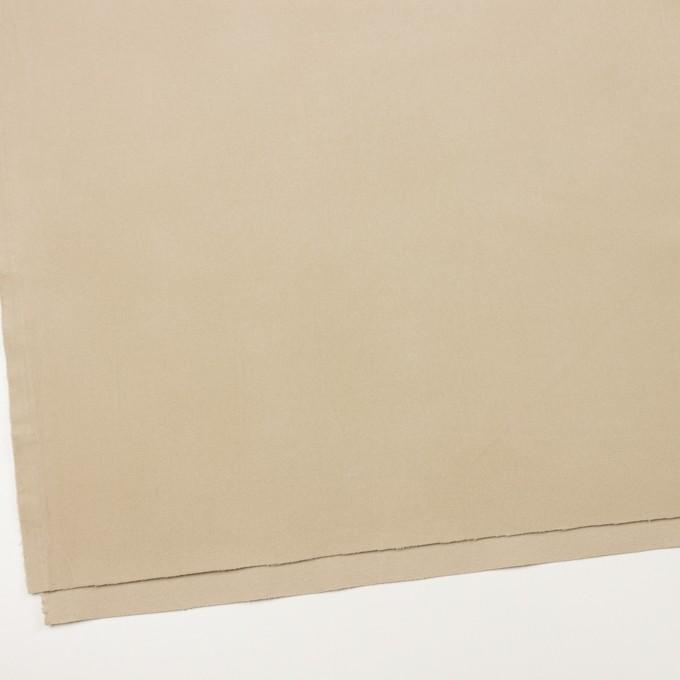 コットン&ポリウレタン×無地(カーキベージュ)×モールスキン・ストレッチ_全3色 イメージ2