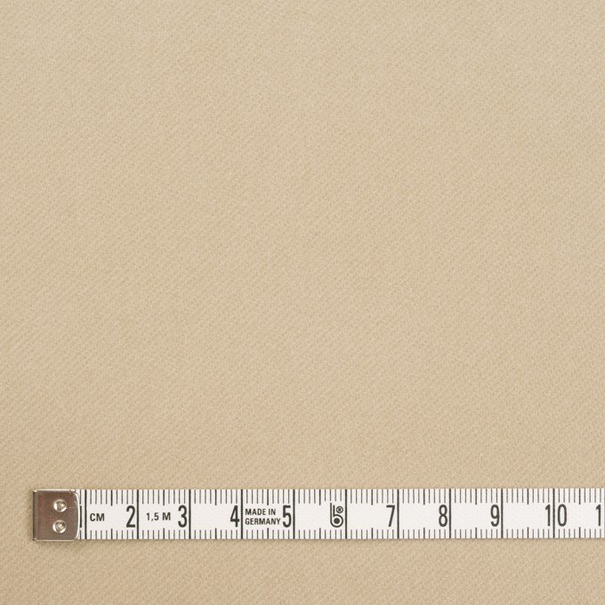 コットン&ポリウレタン×無地(カーキベージュ)×モールスキン・ストレッチ_全3色 イメージ4