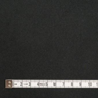 コットン&ポリウレタン×無地(チャコールブラック)×モールスキン・ストレッチ_全3色 サムネイル4