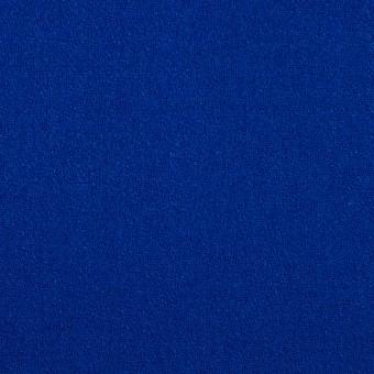 ウール×無地(マリンブルー)×ジョーゼット サムネイル1