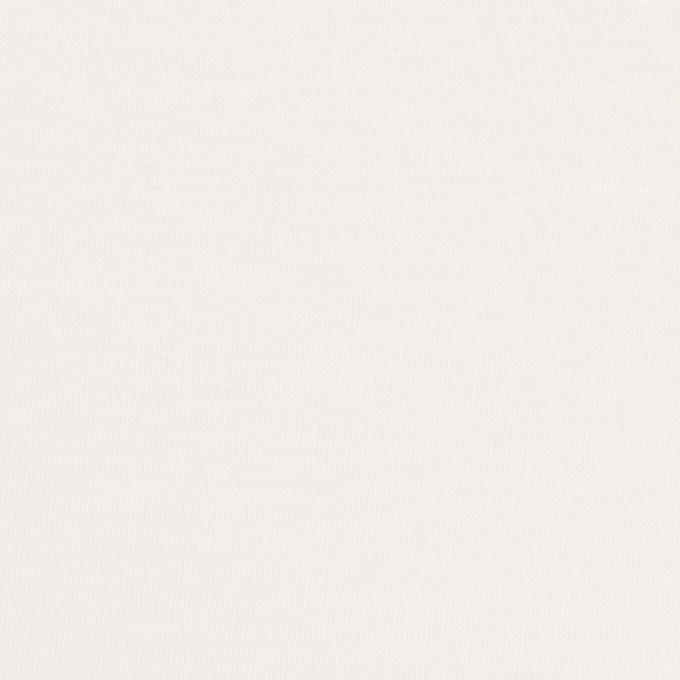 モダール&アンゴラ×無地(オフホワイト)×天竺ニット_全5色 イメージ1