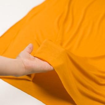 モダール&アンゴラ×無地(マンダリンオレンジ)×天竺ニット_全5色 サムネイル5