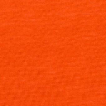 モダール&アンゴラ×無地(バレンシアオレンジ)×天竺ニット_全5色