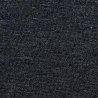 モダール&アンゴラ×無地(チャコール)×天竺ニット サムネイル1