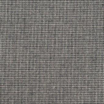 コットン&ポリウレタン×ミックス(チャコールブラック)×かわり織ストレッチ