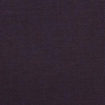 コットン×無地(パープル)×チノクロス_全2色_イタリア製 サムネイル1
