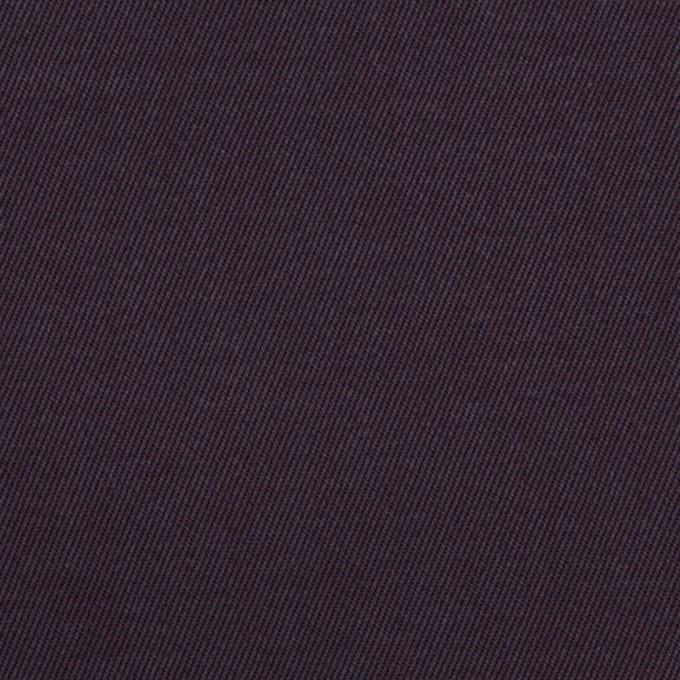 コットン×無地(パープル)×チノクロス_全2色_イタリア製 イメージ1