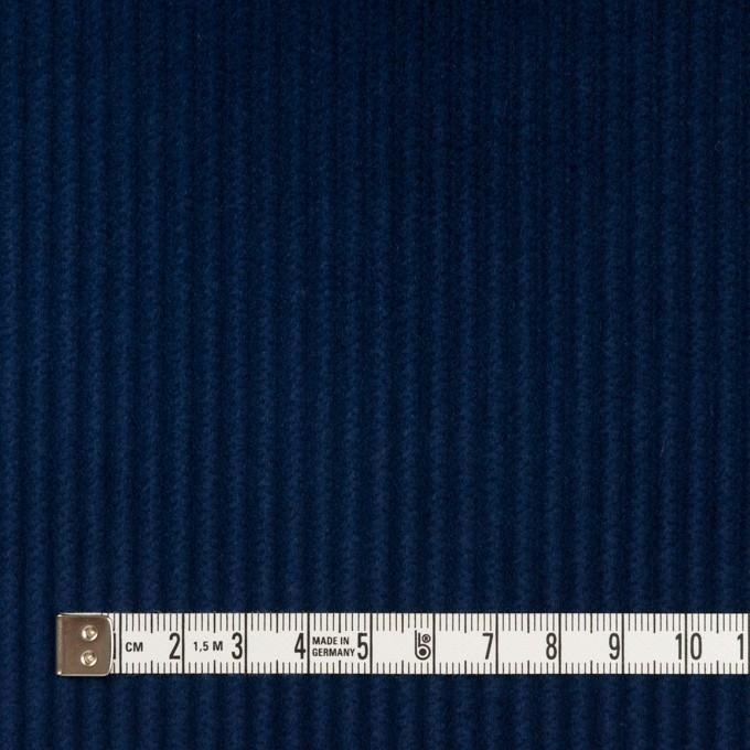 コットン×無地(ネイビー)×中太コーデュロイ_全5色 イメージ4