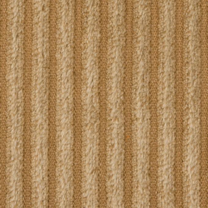 コットン×無地(オークル)×極太コーデュロイ_全3色_イタリア製 イメージ1