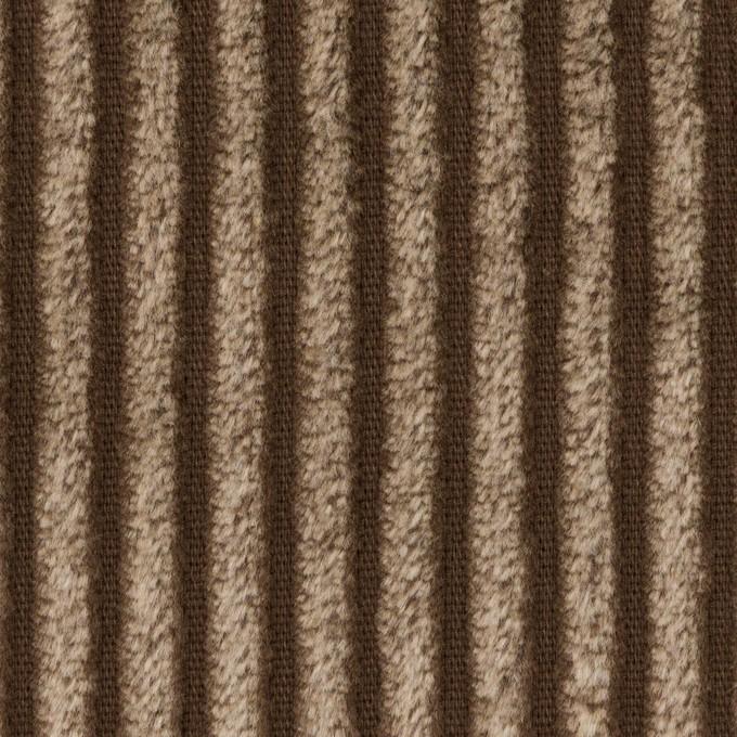 コットン×無地(ブラウン)×極太コーデュロイ_全3色_イタリア製 イメージ1