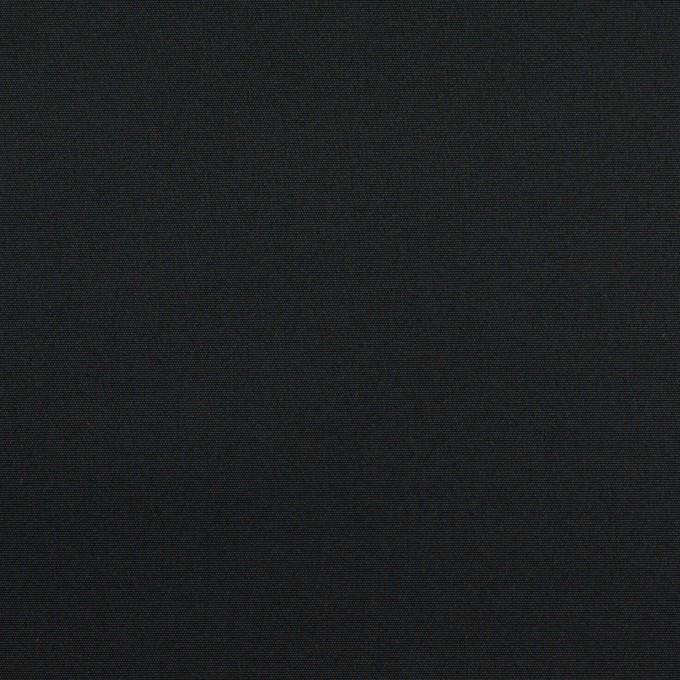 ポリエステル×無地(ブラック)×形状記憶タフタ イメージ1